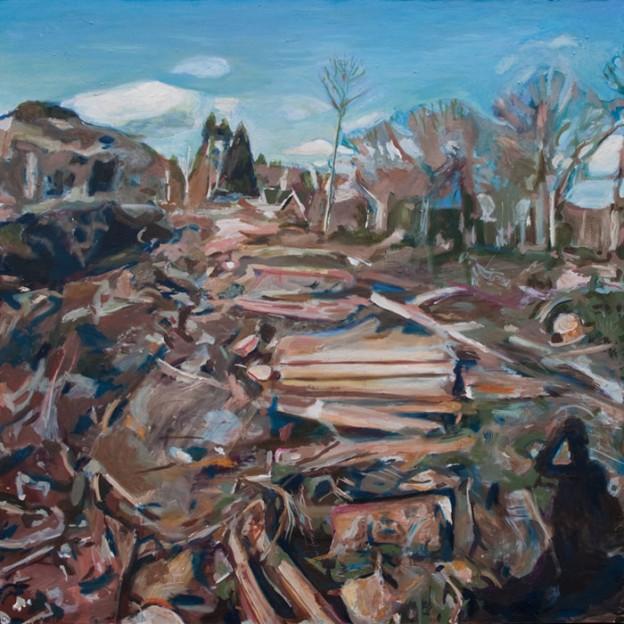 Oil Painting by Noel Hefele