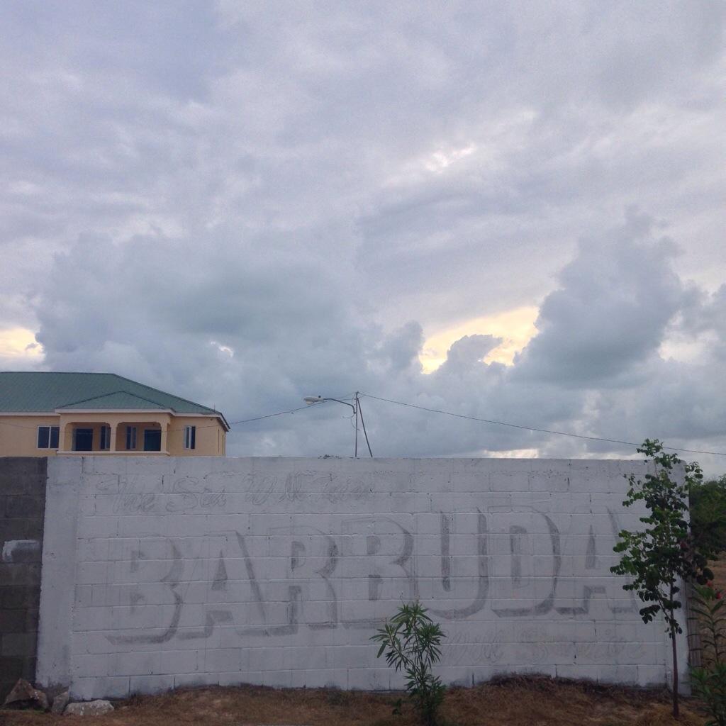 Barbuda will Survive Mural