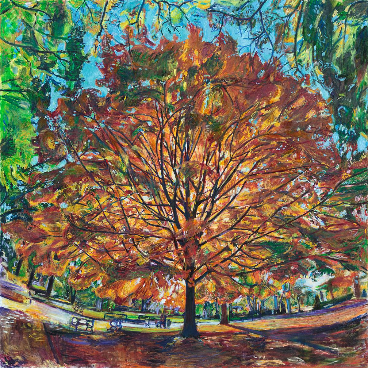 autumn-sugar-maple-painting-noel-hefele